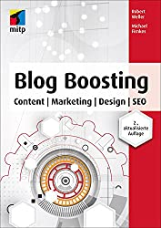 Amazon Buch Blog Boosting