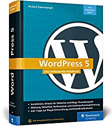 Amazon Buch WordPress 5