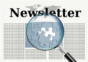 Blog Traffic erhöhen - Mehr Besucher & Ranking verbessern - Newsletter