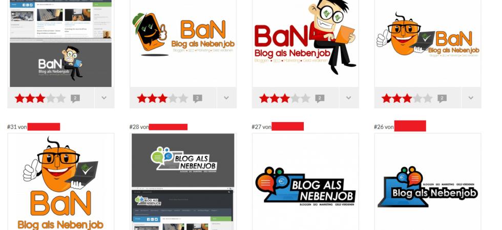 Logo Design: Logo Design für Deinen Blog - Übersicht