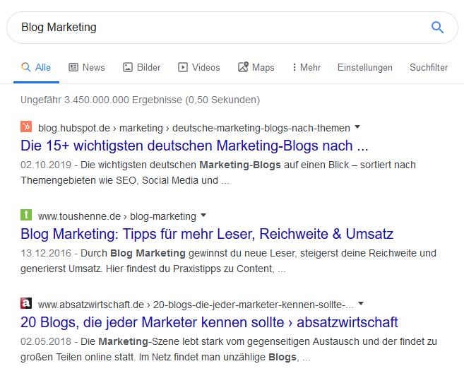 Blog Marketing - Warum Keywords im SEO nicht Alles sind
