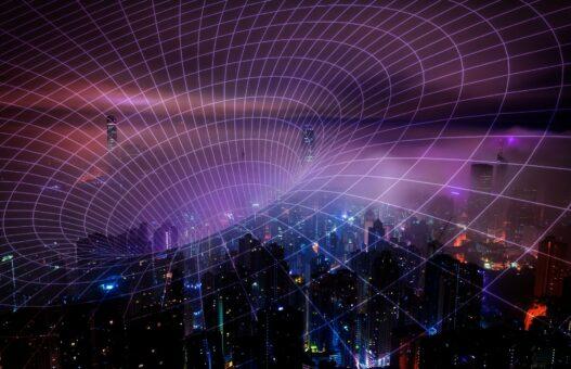5G Digitalisierung - neue Technik