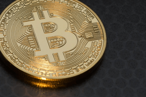 Bitcoint Münze