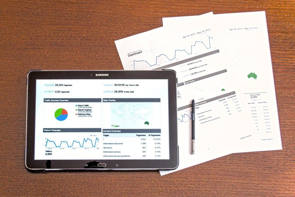 Keyword Recherche Daten Analyse