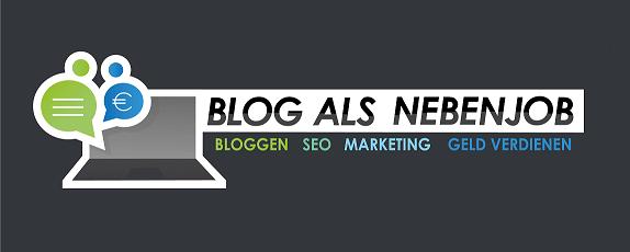 Blog als Nebenjob
