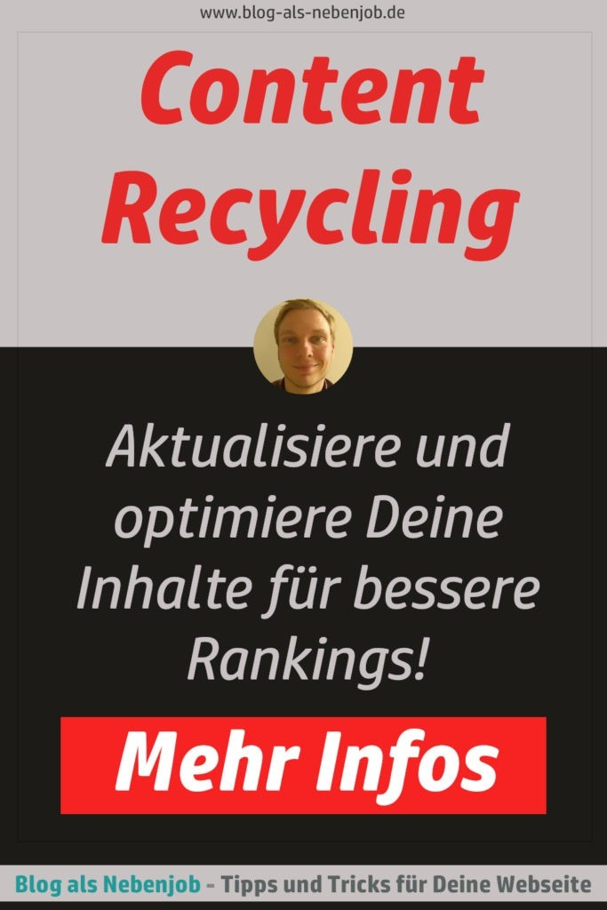 Content Recycling NEW