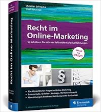 Recht im Online-Marketing Buch