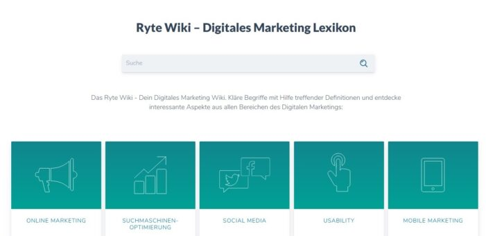 Content Formate Beispiel Ryte Wiki